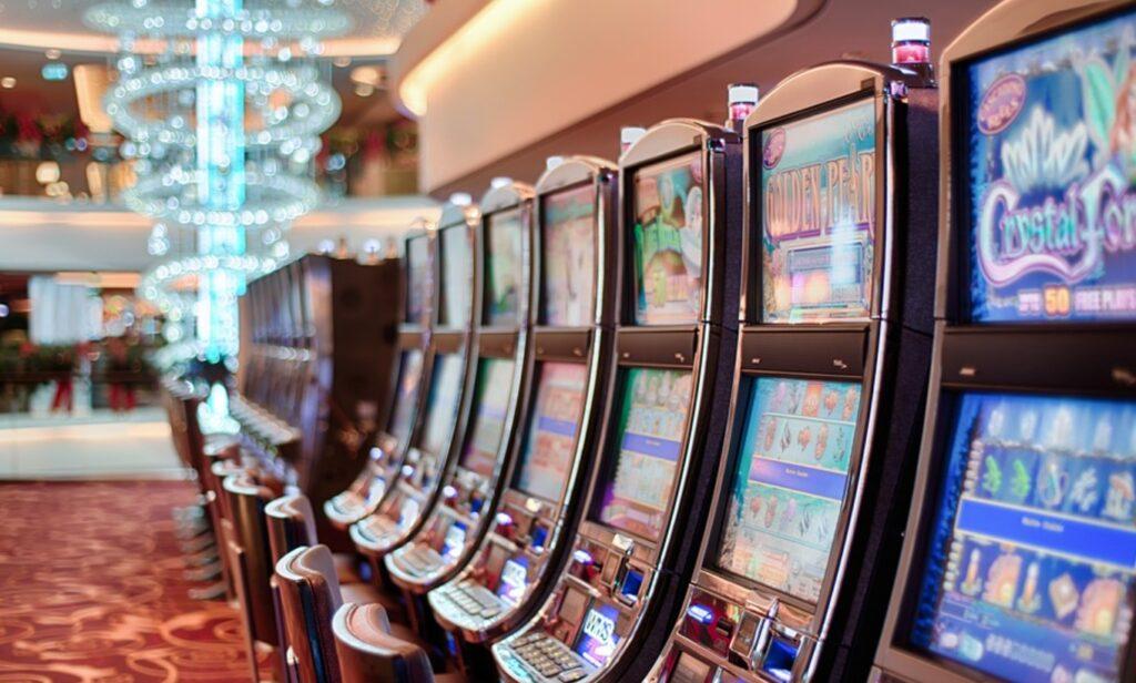 Играть в игровые автоматы бесплатно в казино Фараон это реально