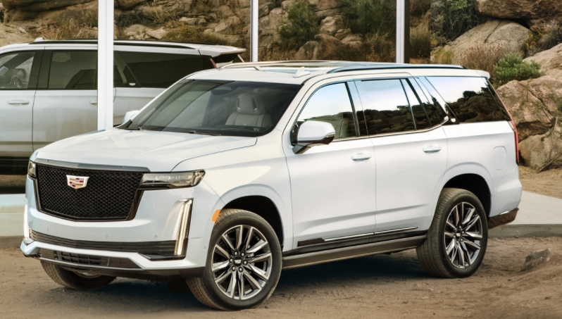 Что нового: Cadillac Escalade 2020