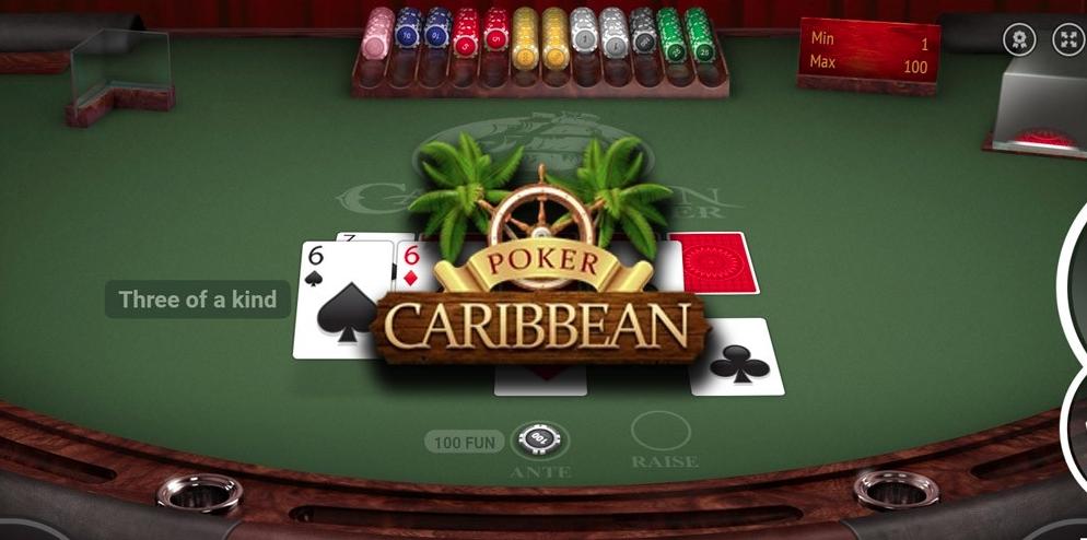 Азартные игры: Сaribbean Poker и его особенности